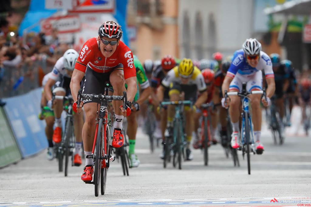Greipel em ação. (créditos: http://cyclingtips.com/)
