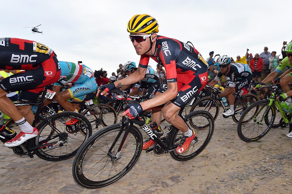 Cycling: 102nd Tour de France / Stage 4 VAN GARDEREN Tejay (USA)/ Seraing - Cambrai (223,5km)/ Ronde van Frankrijk TDF / Etape Rit /©Tim De Waele