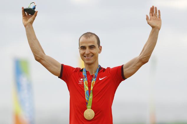 Nino, medalha de ouro
